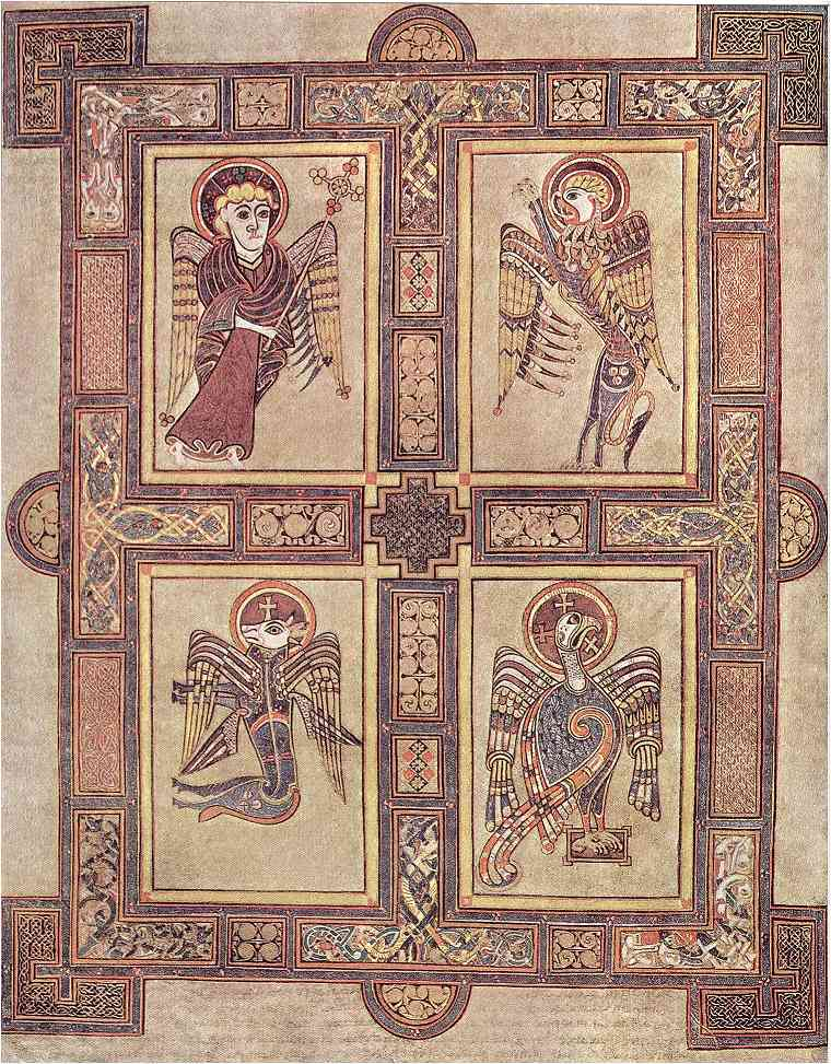 Christian The Book Of Kells